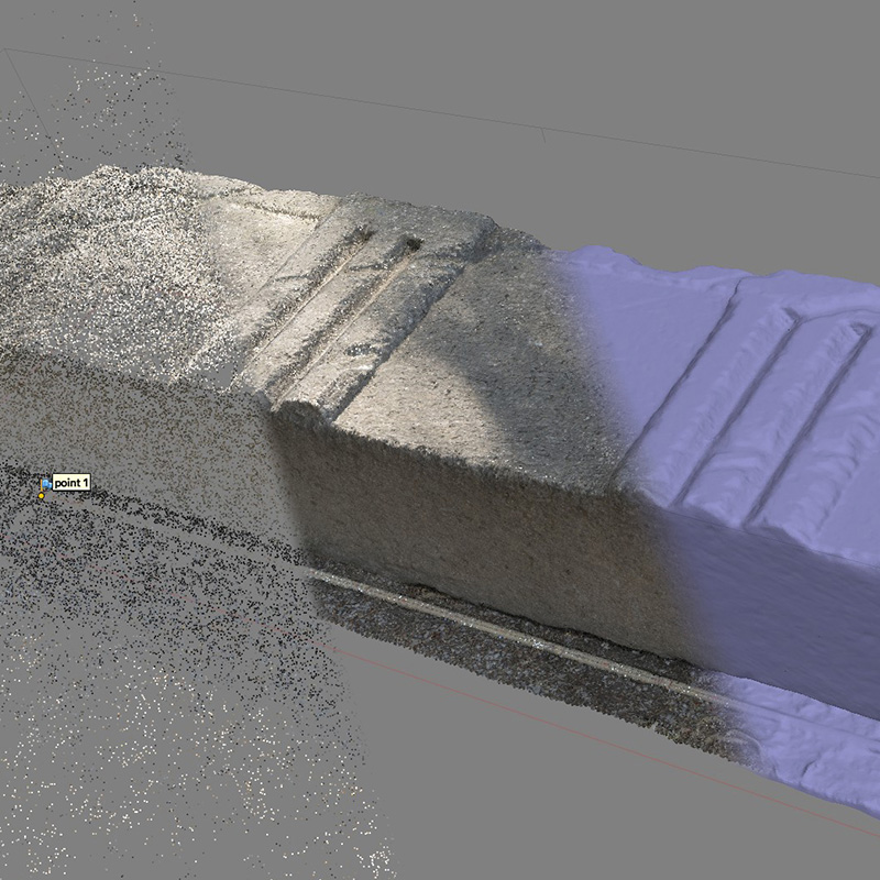 Thumbnail Structure from Motion